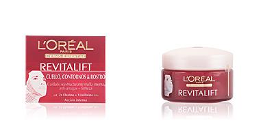 L'Oréal REVITALIFT cuello, contronos & rostro 50 ml