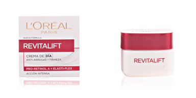 L'Oréal REVITALIFT crema día anti-arrugas 50 ml