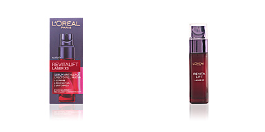 Anti aging cream & anti wrinkle treatment REVITALIFT LASER X3 serum L'Oréal París