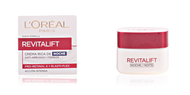 L'Oréal REVITALIFT night cream anti-arrugas 50 ml