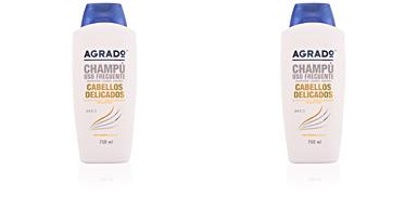 Shampoo idratante CHAMPÚ cabellos delicados Agrado