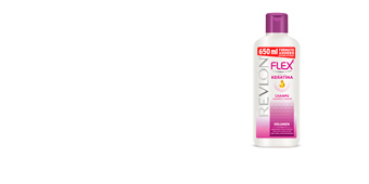 Revlon FLEX KERATIN shampoo volume thin hair 650 ml