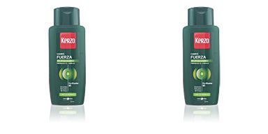Kerzo FRECUENCIA FUERZA REVITALIZANTE cabello normal 400 ml