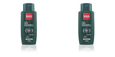 Kerzo FRECUENCIA GRIS cabellos grises y blancos luminosos 400 ml