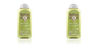 Le Petit Marseillais MANZANA Y HOJAS DE OLIVO champú cabello normal 300 ml