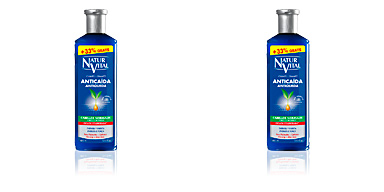 Naturaleza Y Vida CHAMPÚ ANTICAÍDA cabello normal 300 +100 ml
