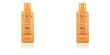 Revlon FLEX SHINE shampoo 400 ml