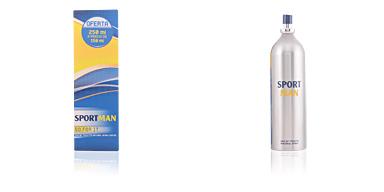 SPORTMAN eau de toilette vaporizador 250 ml Puig