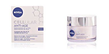 Nivea CELLULAR ANTI-AGE day cream SPF15 50 ml