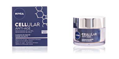 Anti aging cream & anti wrinkle treatment CELLULAR ANTI-AGE night cream Nivea