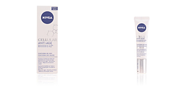 Anti aging cream & anti wrinkle treatment CELLULAR ANTI-AGE eye contour Nivea