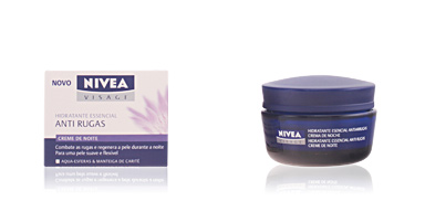 Nivea HIDRATANTE ESSENCIAL anti-arrugas night cream 50 ml