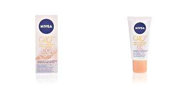 Anti aging cream & anti wrinkle treatment Q10+ CC anti-arrugas día SPF15 Nivea