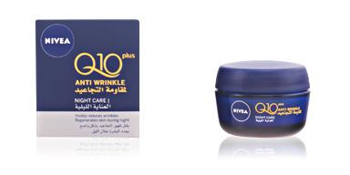 Face moisturizer Q10+ anti-arrugas noche Nivea