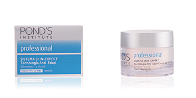 Anti aging cream & anti wrinkle treatment POND'S PROFESSIONAL skin expert anti-age night cream Pond's