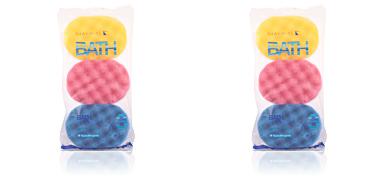 Esponja ESPONJA SUAVIPIEL BATH COFFRET 3 pz