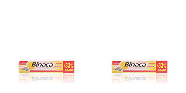 BINACA AMARILLO triple acción pasta dentífrica Binaca