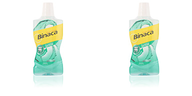 Binaca MENTA enjuague bucal sin alcohol 500 ml