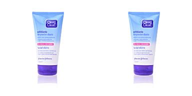 Limpeza facial CLEAN & CLEAR exfoliante limpiador diario Clean & Clear