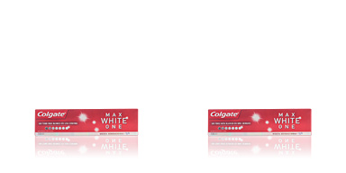 Toothpaste MAX WHITE ONE pasta dentífrica Colgate