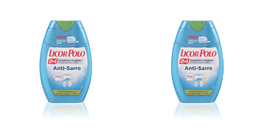 ANTI-SARRO 2en1 dentífrico Licor Del Polo