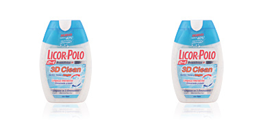 3D CLEAN 2 in 1 tooth paste Licor Del Polo