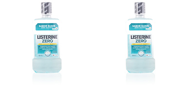 Listerine ZERO 0% alcohol enjuague bucal 500 ml