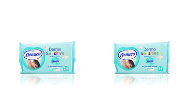 Nenuco DERMOSENSITIVE toallitas 24 uds