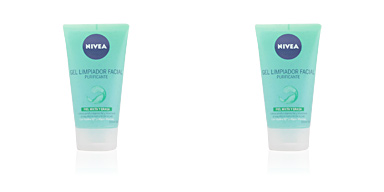 Facial cleanser AQUA EFFECT gel limpiador facial purificante Nivea