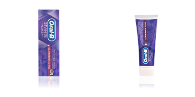 3D WHITE LUXE pasta dentífrica blanqueante Oral-b
