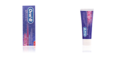 3D WHITE pasta dentífrica blanqueadora 75 ml Oral-b