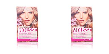 L'Oréal Paris By Casting SUBLIME MOUSSE #700 castaño muy claro