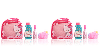 Hello Kitty CHARMMY KITTY BATH BAG LOTE 4 pz