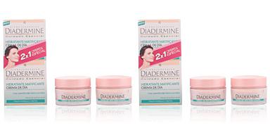 Cosmetic Set CREMA HIDRATANTE MATIFICANTE DIA SET Diadermine