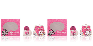Cartoon PINK COOKIE SET 2 pz