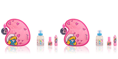 Cartoon PITUFOS PITUFINA PINK COFFRET 3 pz