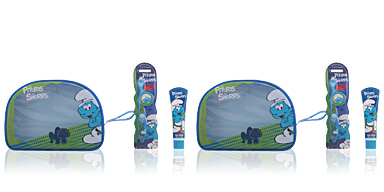 Toothpaste PITUFOS ZESTAW Cartoon