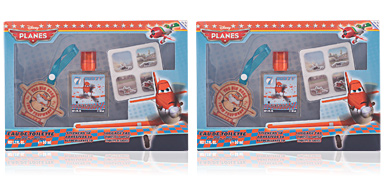 Cartoon PLANES LOTTO 3 pz