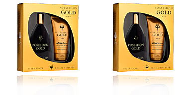 Poseidon POSEIDON GOLD FOR MEN SET perfume