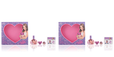 Cartoon VIOLETTA COFFRET 3 pz