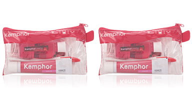 Escova de dente KEMPHOR KIDS TRAVEL SET Kemphor