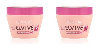 Elvive LISO KERATINA mascarilla 300 ml