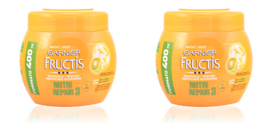 Garnier FRUCTIS NUTRI REPAIR-3 mascarilla 400 ml