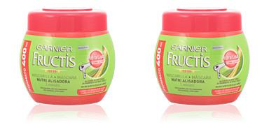 Garnier FRUCTIS HIDRA LISO kur/maske 400 ml