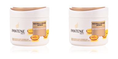 Hair mask for damaged hair REPARA & PROTEGE mascarilla intensiva Pantene