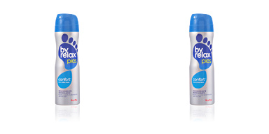 Foot cream & treatments BYRELAX PIES CONFORT desodorante refrescante Byly