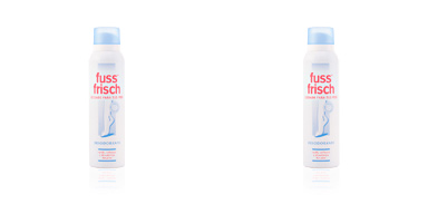 FUSS FRISCH deodorant spray para pies 150 ml Nivea