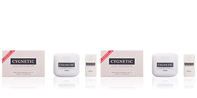 CYGNETIC crema decolorante vello 30 ml Cygnetic