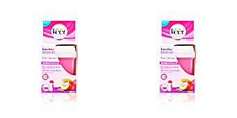 Hair removal wax EASY WAX roll-on recambio piernas/brazos Veet