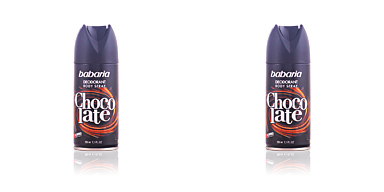BABARIA MEN CHOCOLATE deodorant spray 150 ml Babaria